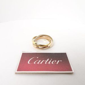 Cartier Trinity 3 band ring